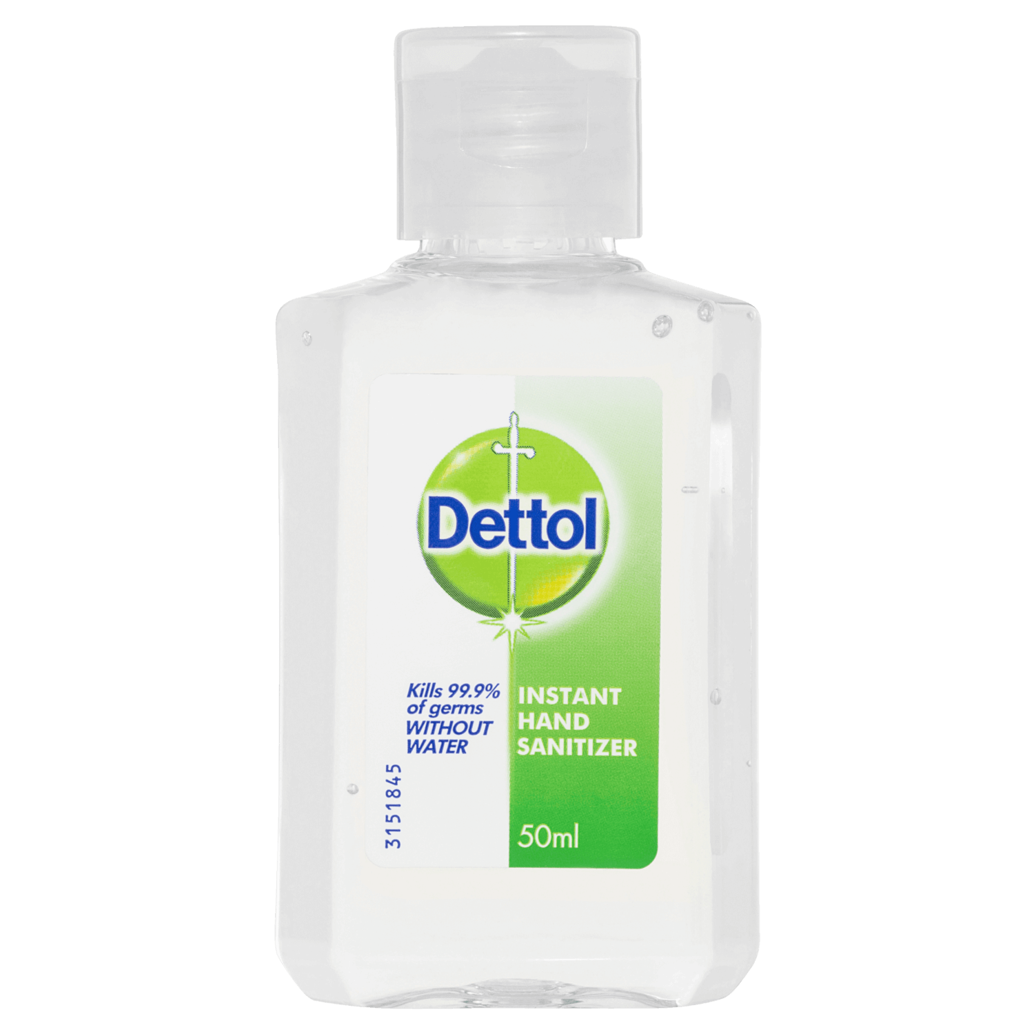 Dettol Healthy Touch Instant Hand Sanitizer Classic