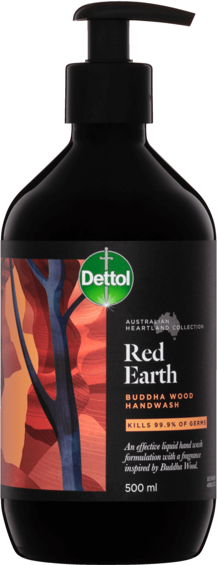 Australian Heartland Collection Red Earth Handwash