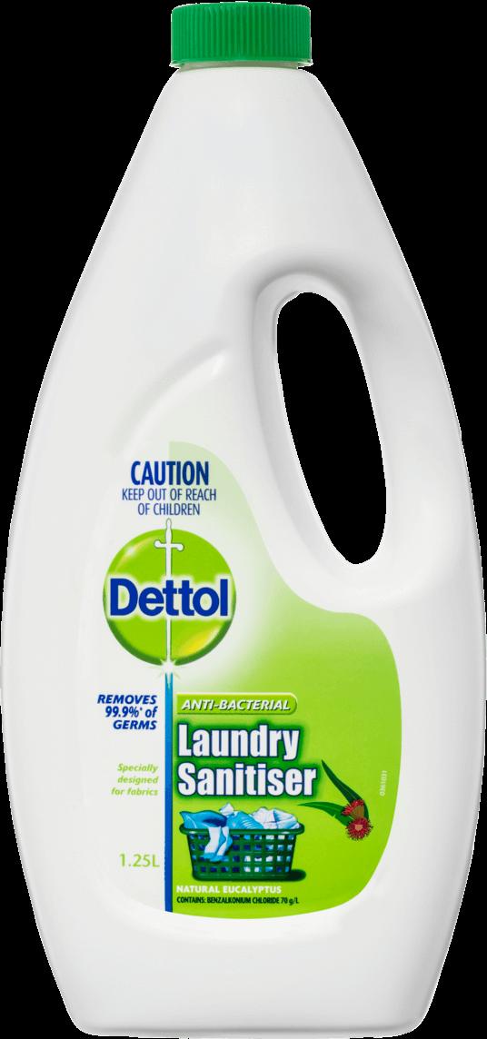 Dettol Anti-Bacterial Laundry Sanitiser Natural Eucalyptus