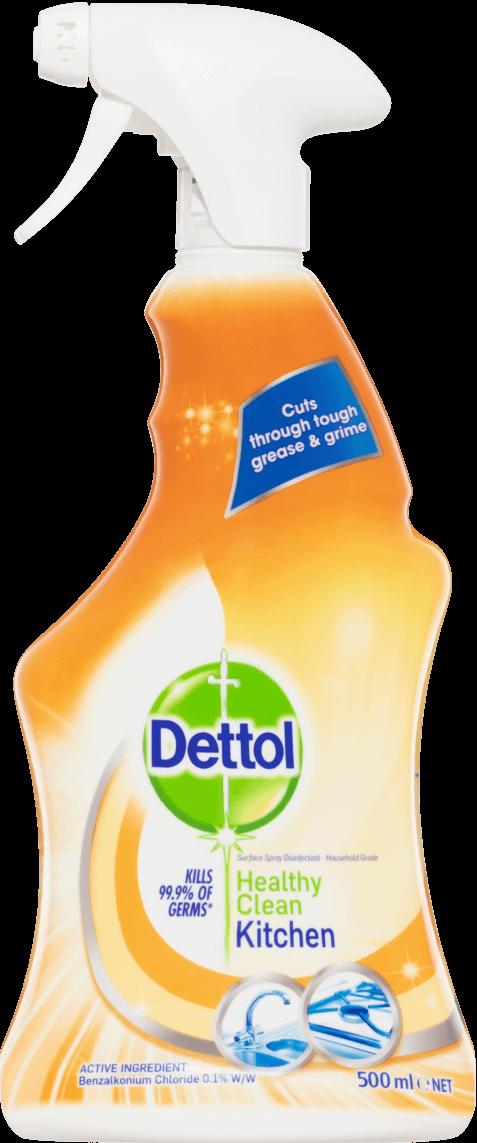 Dettol Healthy Clean Kitchen Spray