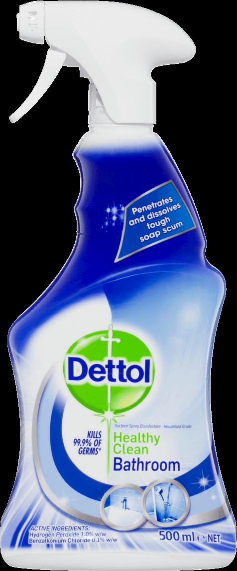 Dettol Healthy Clean Bathroom Spray