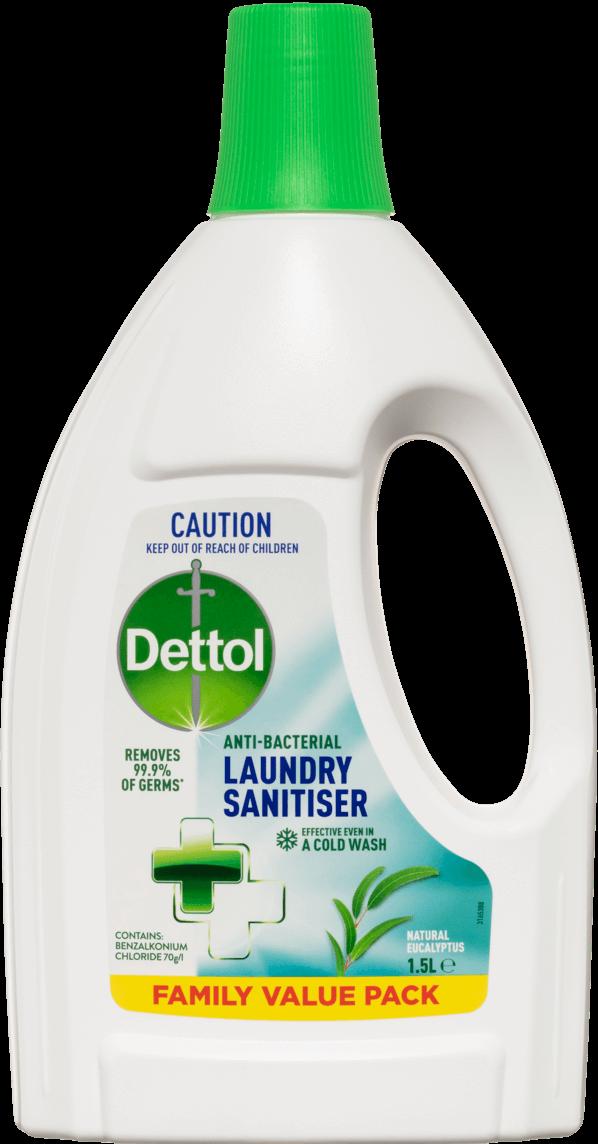 Dettol Antibacterial Laundry Sanitiser Natural Eucalyptus