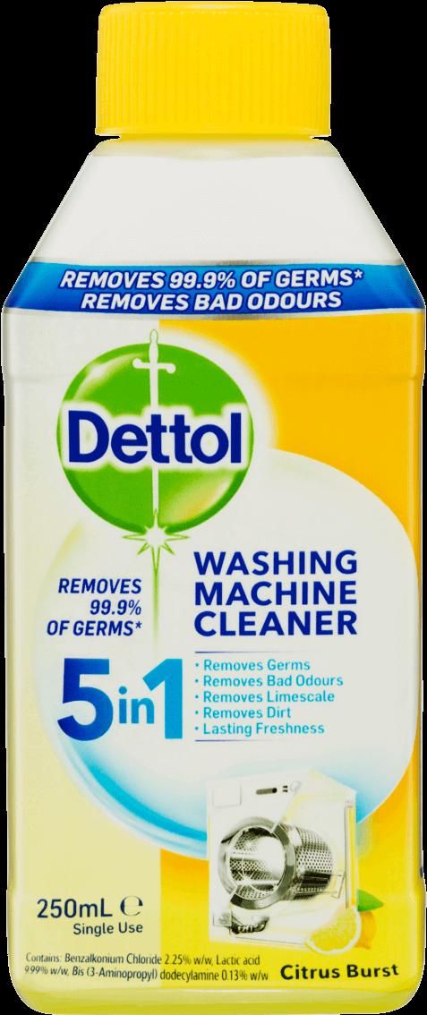 Dettol Antibacterial Washing Machine Cleaner