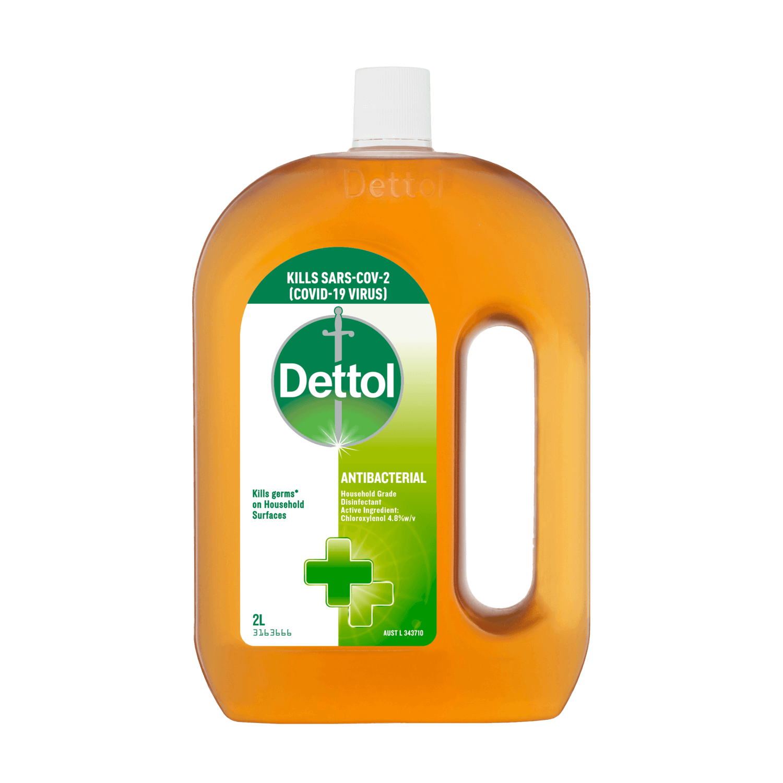 Dettol Antibacterial Household Grade Disinfectant