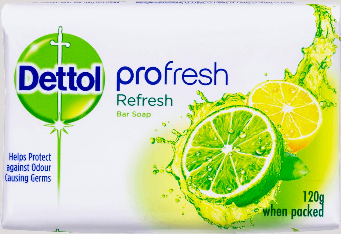 Dettol Profresh Bar Soap Refresh