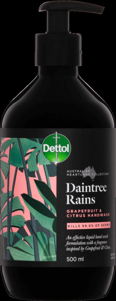 Australian Heartland Collection Daintree Rains Handwash