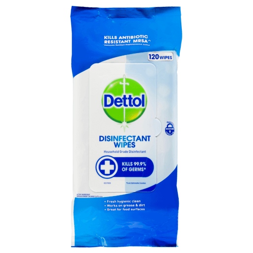 Dettol Antibacterial Surface Cleaning Wipes Fresh
